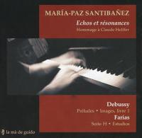 Echos et résonances : hommage à Claude Helffer | Claude Debussy (1862-1918). Compositeur