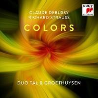 Colors | Claude Debussy (1862-1918). Compositeur