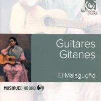 Guitares gitanes | Malagueno, Manolo el. Musicien