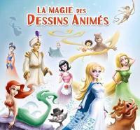 La magie des dessins animés / Wendy, chant | Wendy. Chanteur. Chant