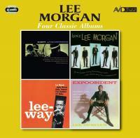Four classic albums : Dizzy atmosphere . Here's Lee Morgan . Leeway . Expoobident / Lee Morgan |