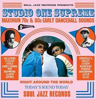 Studio One supreme maximum 70s & 80s early dancehall sounds