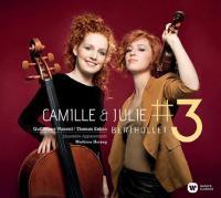 Camille & Julie Berthollet N°3 / Camille Berthollet, vlc. | Camille Berthollet