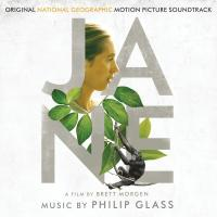 Jane original motion picture soundrack a film by Brett Morgen Philip Glass, comp.