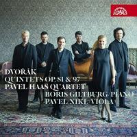 Quintets op. 81 & 97 / Dvorak |