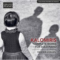 Complete works for solo piano / Manolis Kalomiris, comp. |