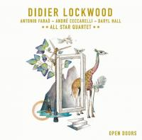 Open doors | Lockwood, Didier (1956-2018). Compositeur. Violon