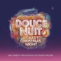 Douce nuit a crazy Christmas night Vincent Malone, comp. & chant