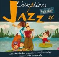 Comptines version jazz : les plus belles comptines traditionnelles version jazz manouche |