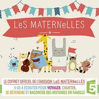 Les Maternelles : le coffret officiel de l'émission | Hardy, Françoise (1944-....)