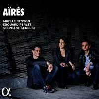 Aïrés / Airelle Besson, trompette | Besson, Airelle (1978-....). Comp. & trp.