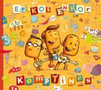 Komptines / Epikoi Enkor, ens. voc. & instr. | Epikoi Enkor. Interprète