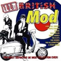 100 % british mod : the most definitive UK mod collection ever ! | Compilation