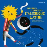 Comptines et berceuses d'Amérique latine | Chantal Grosléziat. Metteur en scène ou réalisateur