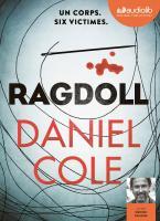 Ragdoll | Daniel Cole (1983-....). Auteur
