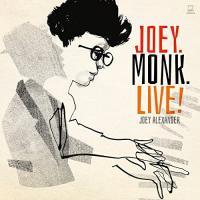 Joey. Monk. live! | Alexander, Joey (2003-....). Musicien