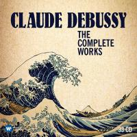 THE|COMPLETE WORKS CD1 : piano works | Debussy, Claude (1862-1918)