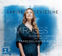 Mirages / Sabine Devieilhe, soprano colorature | Devieilhe, Sabine (1985-....). S