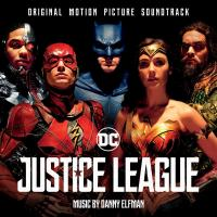 Justice league : bande originale du film de Zack Snyder / Danny Elfman | Elfman, Danny (1953-....). Compositeur
