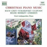 Christmas piano music / Eteri Andjaparidze, p.   Andjaparidze, Eteri. Interprète. P.