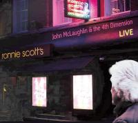 Live at Ronnie Scott's (& The 4th Dimension) | McLaughlin, John. Musicien