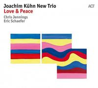 Love & peace Joachim Kühn New Trio, ensemble instrumental