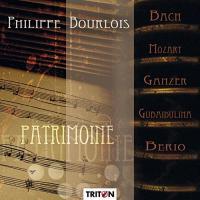 Patrimoine / Bach, Mozart, Ganzer, Gubaidulina, Berio | Bach, Johann Sebastian (1685-1750)