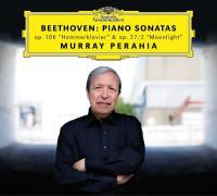 Sonates pour piano op. 106 & op. 27/2 | Beethoven, Ludwig van (1770-1827). Compositeur
