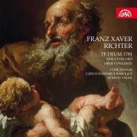 Te deum 1781 / Franz Xaver Richter, comp. | Richter, Franz Xaver (1709-1789). Compositeur
