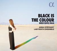 Black is the colour | Anna Stéphany