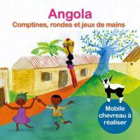 Angola : comptines, rondes et jeux de mains | Carvalho, Lucia de. Chanteur