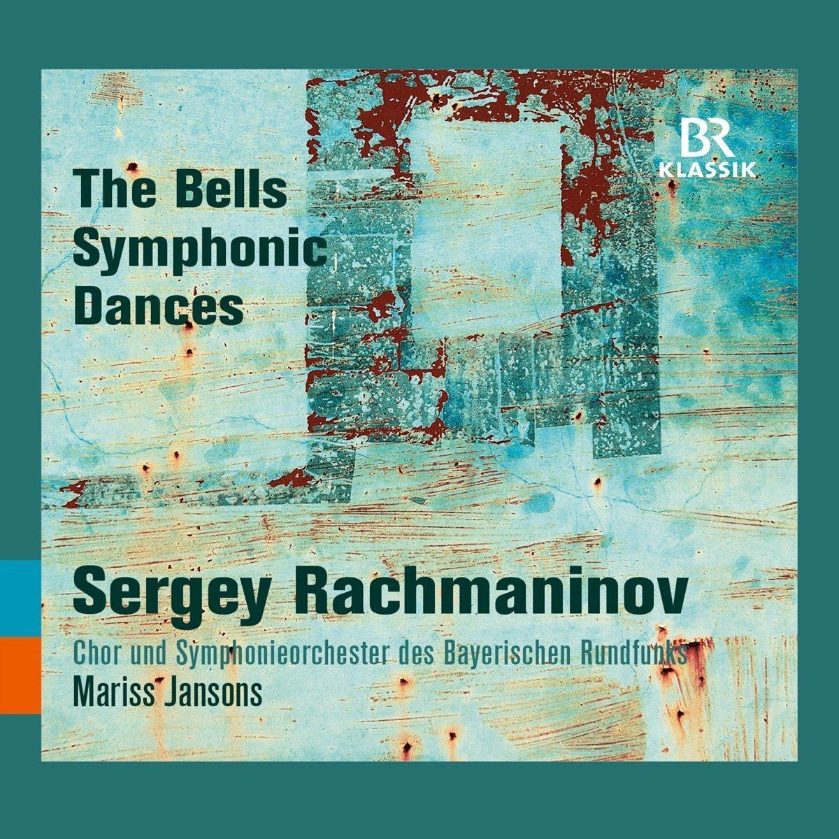 The bells op.35 Symphonic dances op.45 Sergueï Rachmaninov, comp. Tatiana Pavlovskaya, soprano Alexey Markov, baryton Oleg Dolgov, ténor Chor und Symphonieorchester des Bayerischen Rundfunks Mariss Jansons, direction