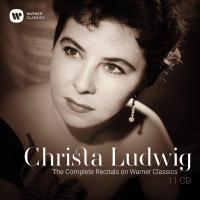 Christa Ludwig : the complete recitals on Warner classics |