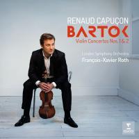 VIOLON CONCERTOS n ̊  1 & 2 | Bartok, Béla (1881-1945)