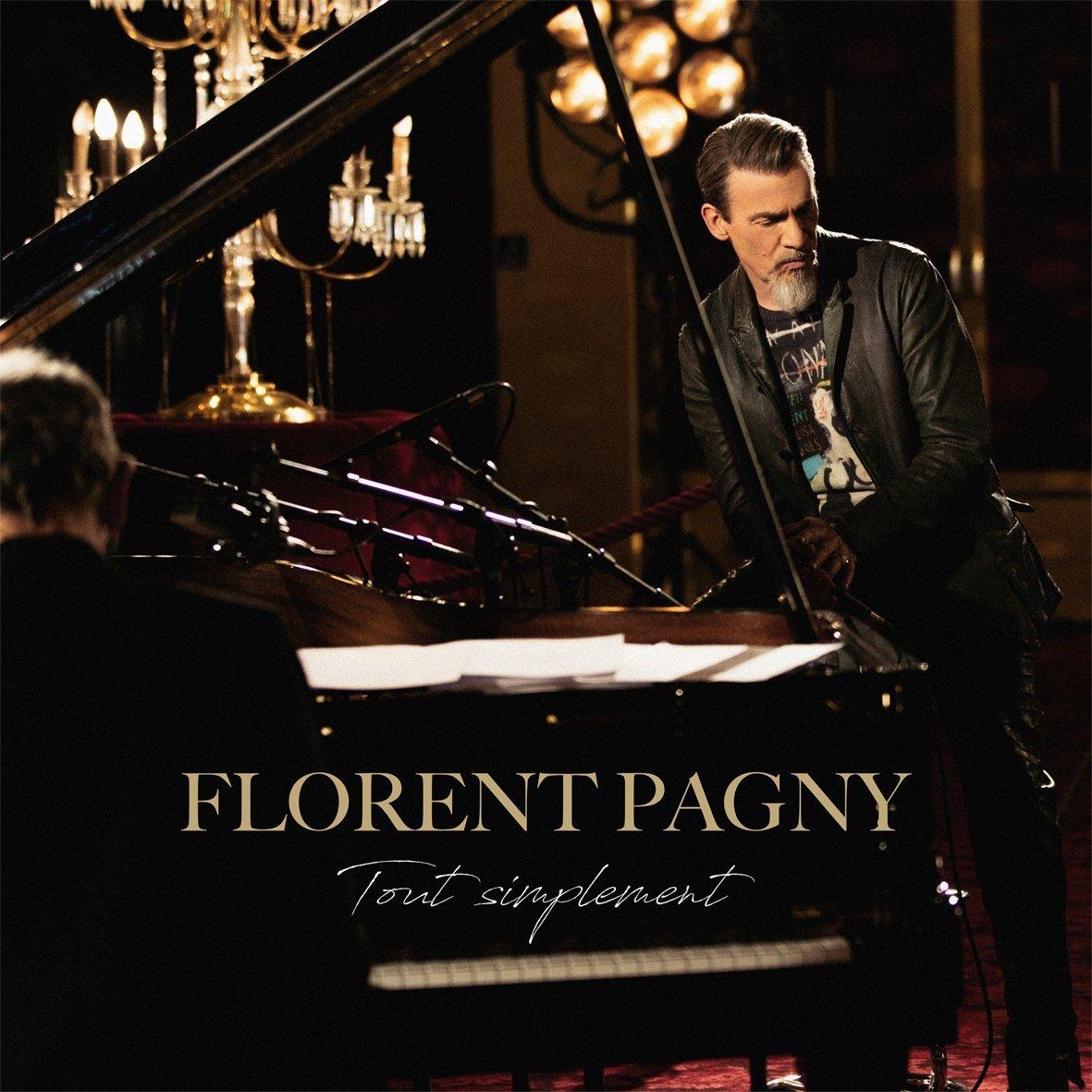 Tout simplement Florent Pagny, chant