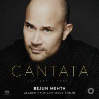Cantata : yet I can hear... / Georg Friedrich Haendel, Johann Sebastian Bach, Melchior Hoffmann, [et als]... | Händel, Georg Friedrich (1685-1759)