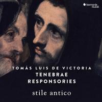 Tenebrae responsories / Tomas Luis de Victoria | Victoria, Tomas Luis de (1548-1611). Compositeur. Comp.