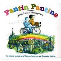Pantin Pantine  : un conte musical d'
