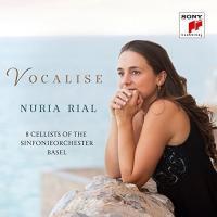 Vocalise | Rial, Nuria (1975-....). Chanteur