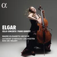 Cello concerto, Piano quintet = Concerto pour violoncelle, Quintette pour piano / Edward Elgar |