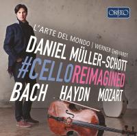 Cello reimagined | Daniel Müller-Schott (1976-....). Violoncelle