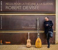 Pièces pour théorbe et guitare / Robert de Visée | Visée, Robert de (1650-1732). Compositeur. Comp.