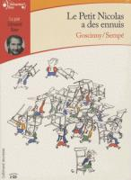 Petit Nicolas a des ennuis (Le) | Goscinny, René (1926-1977). Auteur