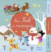 Mon noël en musique | Combes, Mélanie