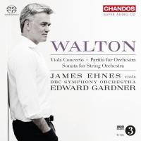 Viola concerto / William Walton, comp. | Walton, William (1902-1983). Compositeur