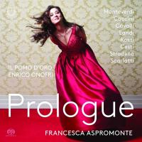 Prologue | Aspromonte, Francesca. Chanteur