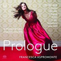 Prologue | Aspromonte, Francesca. Chanteur