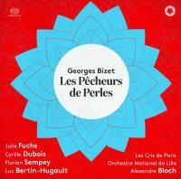 Les pêcheurs de perles / Georges Bizet | Bizet, Georges (1838-1875)