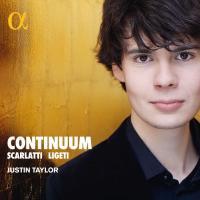 Continuum / Domenico Scarlatti, György Ligeti | Scarlatti, Domenico (1685-1757). Compositeur. Comp.