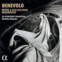 MISSA SI DEUS PRO NOBIS | Benevolo, Orazio (1605-1672)